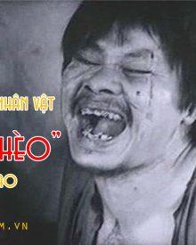 Nhân vật Chí Phèo của nhà văn Nam Cao
