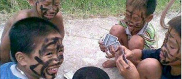 """Những trò chơi tuổi thơ gắn liền với """"tuổi thơ dữ dội"""" của bạn"""